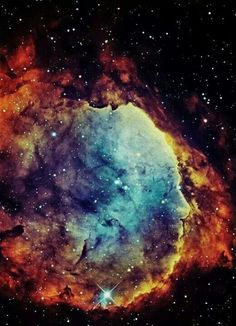 """""""Gabriela Mistral Nebula"""" NGC 3324 is a star cluster at the northwest corner of the Carina Nebula, home of the Keyhole Nebula and star Eta Carinae Carl Sagan Cosmos, You Are My Moon, Carina Nebula, Star Cluster, Space And Astronomy, To Infinity And Beyond, Deep Space, Space Exploration, Milky Way"""