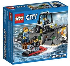 Get all kinds of LEGO City Sets for the lowest prices ever on Amazon!