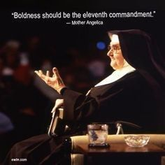 After founding EWTN in 1981 and serving as an on-air host for two decades of live programs, Mother Angelica left behiind a treasury of wit and wisdom. Mother Angelica, Mother Teresa, Mother Mary, Catholic Quotes, Religious Quotes, Saint Anthony Of Padua, Praying The Rosary, Wit And Wisdom, Saint Quotes