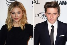 Chloë Grace Moretz and Brooklyn Beckham Pack on PDA, Seemingly Confirm Relationship