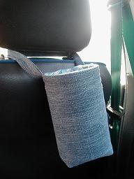 Il y a quelques jours, Yayie, sur le forum Patch to Patch, nous proposait un lien pour un modèle de poubelle de voiture plutôt sympa. Je ne sais pas chez vous, mais chez moi... des fois.. c'est un peu &décheterie&, dans la voiture certains jours Donc,...