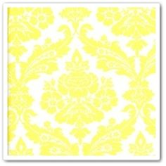 I love damask...this is beautiful