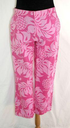 Get them at Bad Reputation! NEW #RoxyQuicksilver #Pink #TropicalPrint #Cotton #Cropped #Pants #Capris #Size3 #Roxy #CaprisCropped #CroppedPants #CapriPants #SummerTropical #Tropical #Floral #PinkFloral #CottonPants #PinkPants