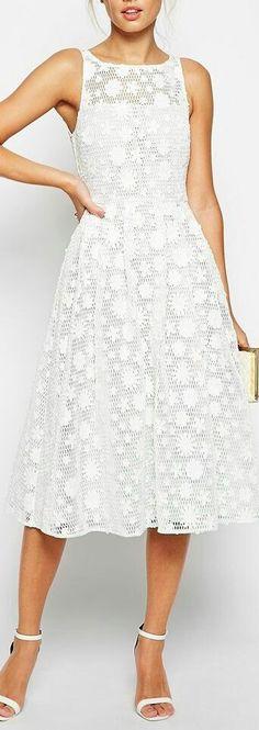 Fabulous Crochet a Little Black Crochet Dress Ideas. Georgeous Crochet a Little Black Crochet Dress Ideas. Crochet Wedding Dresses, Crochet Lace Dress, Crochet Shirt, Knit Dress, Dress Skirt, Dress Up, Mode Crochet, Midi Skater Dress, Irish Crochet