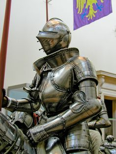 BM203 Ceremonial Plate Armor by listentoreason, via Flickr