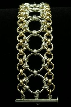 Chain Maille Bracelet jewelry