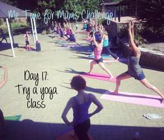 Day Seventeen: Try a Yoga Class – It is now day seventeen of the Me Time For Mums Challenge. Have you ever tried a yoga class before? You might be a seasoned pro or you might have never set foot on a yoga mat. No matter what your circumstances, yoga can benefit you. There is a good reason all the wellness experts recommend this exercise to everyone, regardless of your body shape or fitness level. Some advantages of yoga are   Improves your flexibility Helps you sleep better It relaxes ...