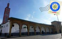 Sidi Bou Abid mosque, Tangier, Morocco