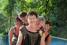 50th Wedding Anniversary Photo Shoot - Family Portrait Photography in Manuel Antonio, Costa Rica by John Williamson