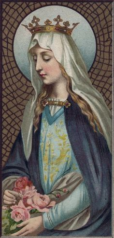 The Small Town Catholic: St. Elizabeth of Hungary