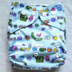 ✔️U-PICK-New-Design-Baby-Infant-Cloth-Diaper-Soft-Reusable-Adjustable-Washable D19