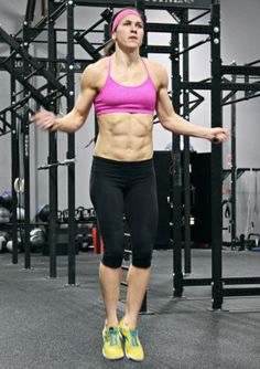 The top 20 Fittest of Crossfit