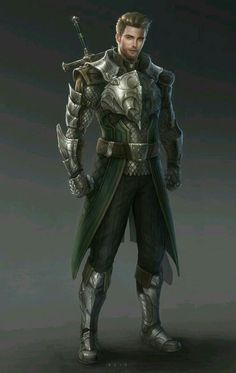 Nice design here, option for more native worlds designs, maybe knights from other worlds who don't have the luxury of massive complex tec armour, this will match in with some other allied factions.