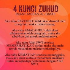 4 Kunci Zuhud Doa Islam, Islam Muslim, Muslim Quotes, Islamic Quotes, Meaningful Quotes, Inspirational Quotes, Motivational Quotes, Muslim Pictures, Pray Quotes