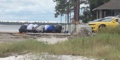 Praying muslims rile Florida beach town.   (It should rile them, they do not coexist)