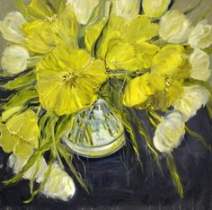 Lemoncello by Valerie Butters, Acrylic on Canvas, Painting | Koyman Galleries