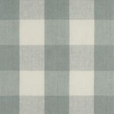 Buffalo Check Fabric in Mineral Great website! http://www.mytwodesigners.com/