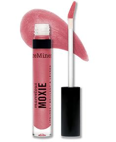 Bare Escentuals bareMinerals Marvelous Moxie Lipgloss  in Rebel- need another one, mine is empty!!