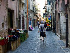 Gaeta - piccolo alley