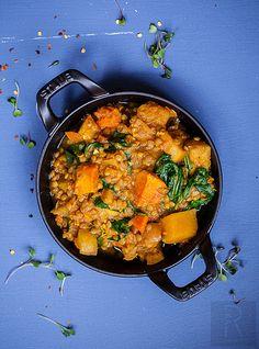autumn vegetarian squash recipes!