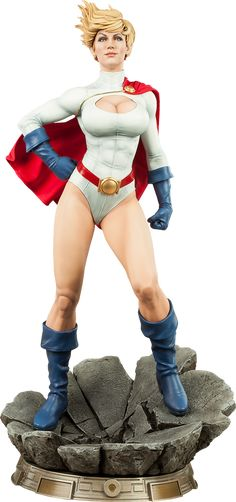 Power Girl Premium Format™ Figure by Sideshow Collectibles