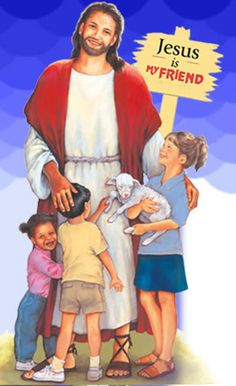 Jesus Is My Friend