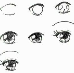 #глаза #eyes #sketchbook #скетчбук