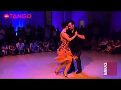 Juana Sepulveda & Chicho Frumboli - Milonguea Del Ayer - YouTube