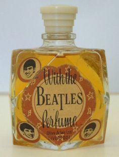 the beatles perfume