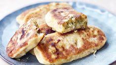 Torturi prăjite cu cartofi - aluat de Kefir, fără drojdie, foarte gustos Kefir, Crepes, Food To Make, French Toast, The Creator, Bread, Breakfast, Youtube, Pancakes