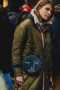 Paris Fashion Week Street Style 2018   British Vogue