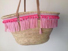 #ibiza #tas roze design by evita rekkers
