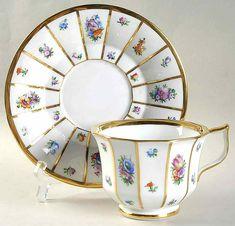 Royal Copenhagen Henriette Oversized Cup Saucer