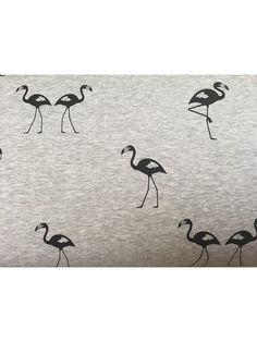 Stoffer og metervarer - Køb flotte stoffer og metervarer her Flamingo, Flamingo Bird, Flamenco, Flamingos, Greater Flamingo