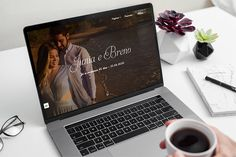 site de casamento Wedding Website, Collages, Gifts