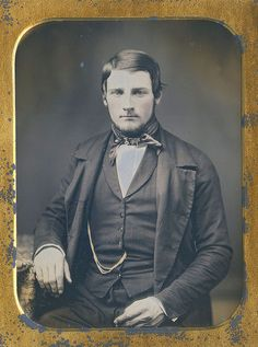 Victorian Men Hairstyles: That's What Gentlemen Looked Like from between the 1840s and 1850s
