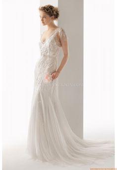Robe de mariée Rosa Clara 201 Ubeda Soft 2014