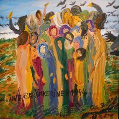 Ceija Stojka-Les femmes de Ravensbruck 1944