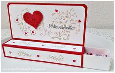 #Valentinstag #Stampin up # Mon Cheri #Auf den ersten Blick #Kreativmitkatja