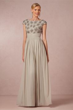 Brilliant Luster Mother of the Bride Dress from BHLDN.