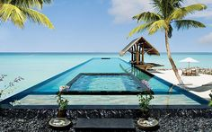 One and Only Resort «Reethi Rah», Malediven
