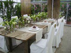 Traumhafte Tischdeko - Wohnen und Garten Foto