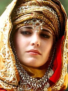 Eva Green in Ridley Scott's Kingdom of Heaven