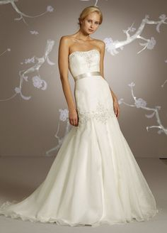 Tara Keely Bridal Gowns, Wedding Dresses Style tk2107 by JLM Couture, Inc.