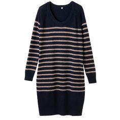 Muji alpaca knit tunic