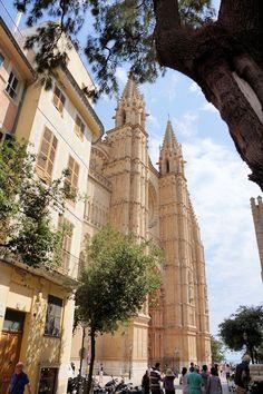 Mallorca - Kathedrale La Seu in Palma