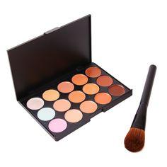 Mac Concealer + Brush $8.99