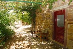 Book you Chios Hotel and enjoy your holidays in Chios. Chios Greece, Stone Mansion, Flora, Wanderlust, Island, Holidays, Traditional, Mansions, House Styles