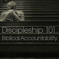 Biblical accountability is given to us in texts like James Hebrews and Hebrews We need this in the church. Family Bible Study, Scripture Study, Youth Lessons, Bible Lessons, Christian Meditation, Hebrews 3, Spiritual Disciplines, Bible Encouragement, James 5