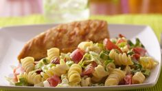 BLT Pasta Party Salad